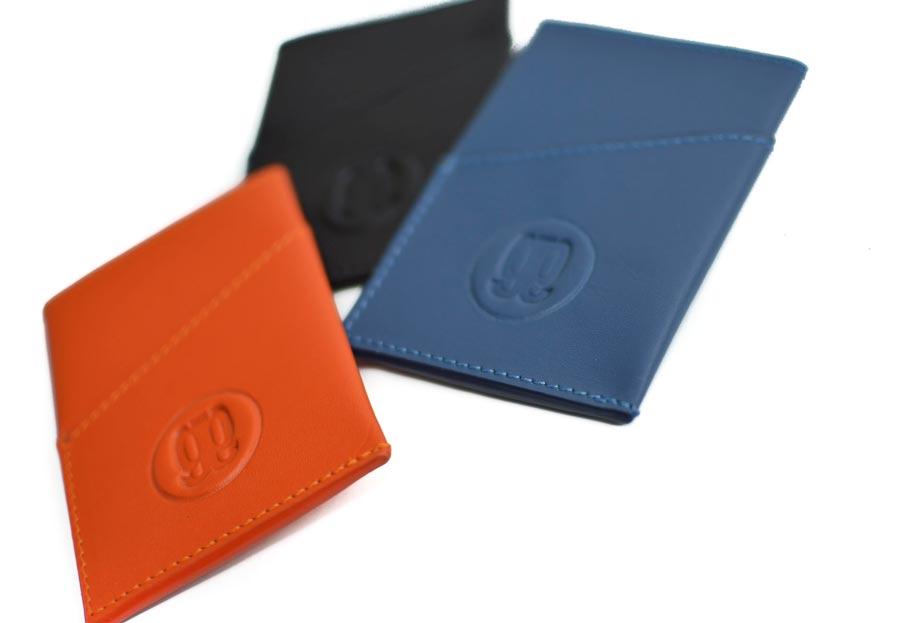 marroquineria tarjetero minimalista global leather goods