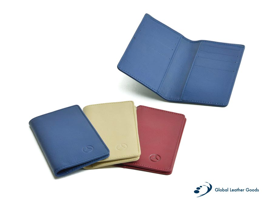 marroquineria vertical wallet global leather goods