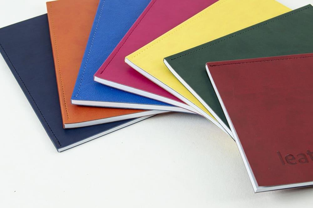compra cuadernos corporativos FlexSinger
