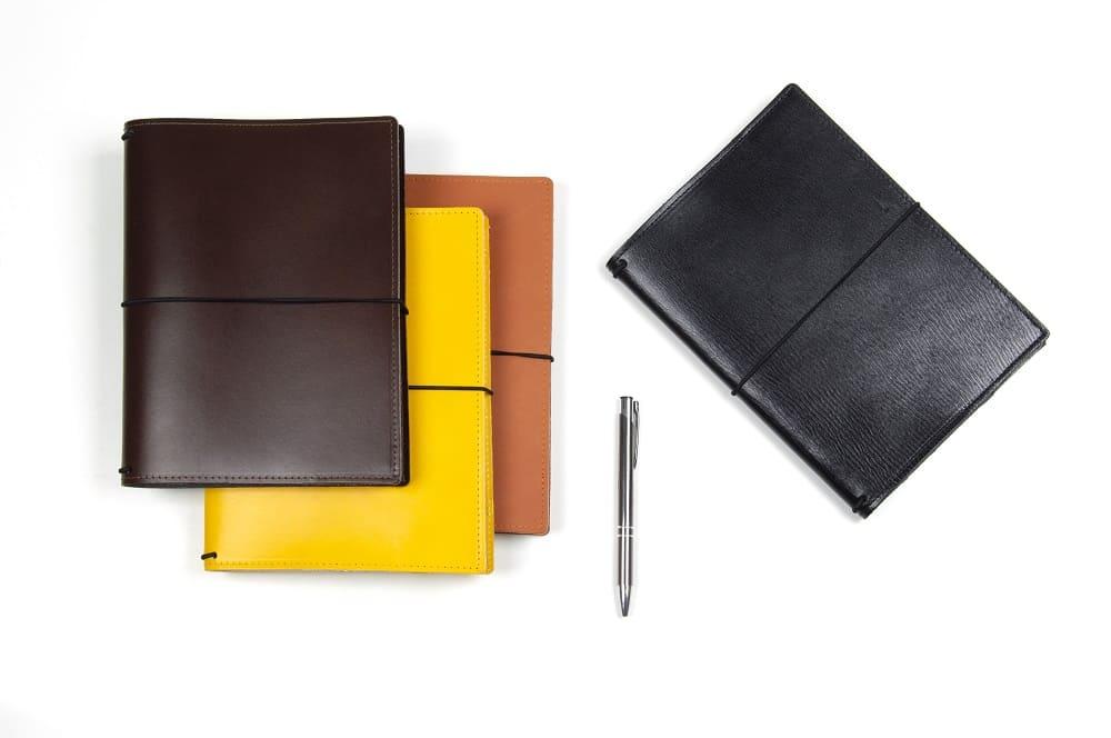 compra cuadernos corporativos TravelBK