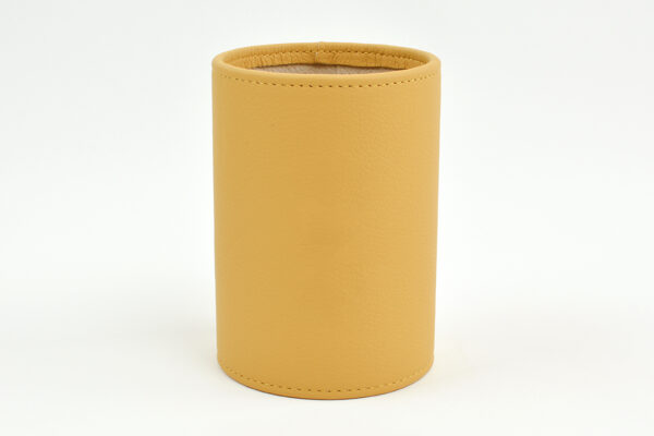 Accesorios escritorio - portalapices amarillo