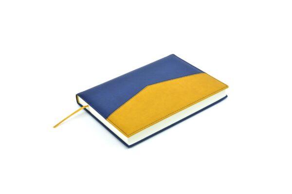 agendas 2022 diaria-cosida-corolla-azul-y-mostaza-scaled-600x400